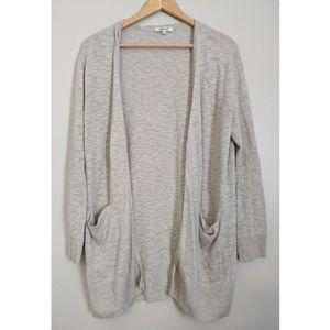 Madewell Oversized Long Slouchy Open Cardigan